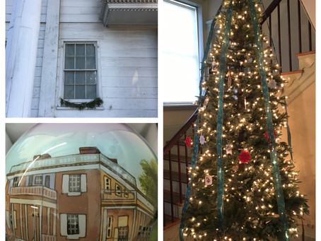 Uptown double date: holiday concerts at the Morris-Jumel Mansion + Hamilton Grange