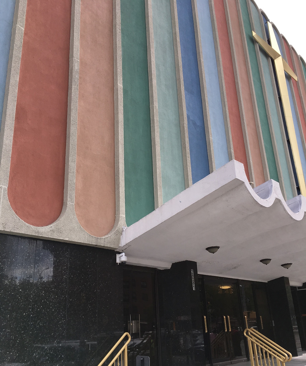 The Greater Refuge Temple in Harlem