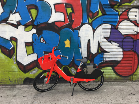 Jump's dockless electric bikes have arrived in the Bronx–and I tried one
