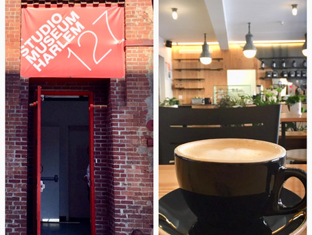 Double date: Manhattanville's mini art district + Plowshares Coffee