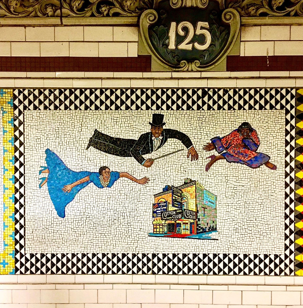 """""""Flying Home: Harlem Heroes and Heroines"""" by Faith Ringgold"""