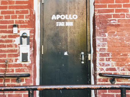 Uptown links: the Apollo is expanding down the street, two Harlem art shows make big year-end lists,