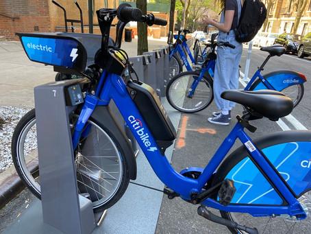 Citi Bike just made a major expansion into Washington Heights