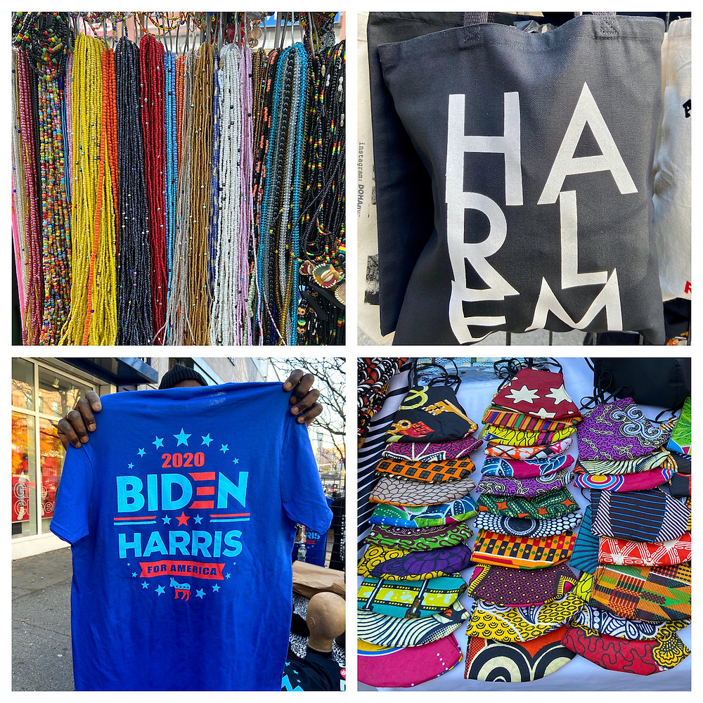 Holiday gift guide: shopping the 125th Street sidewalk vendors
