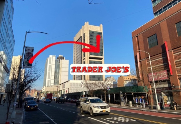 Trader Joe's is coming to 121 W 125th Street in Harlem.