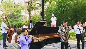 """""""Secret jazz queen"""" Marjorie Eliot takes her act outdoors this weekend"""