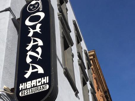 City Island hibachi spot Ohana opening in Harlem next month