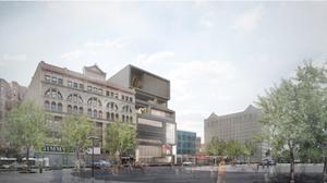 The Studio Museum of Harlem's new building