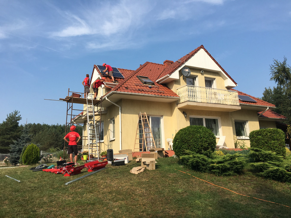 Dom jednorodzinny - Opole