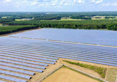 Сонячна електростанція 56МВт – Гросенкнетен, Німеччина