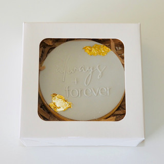 Boxed cookie favours