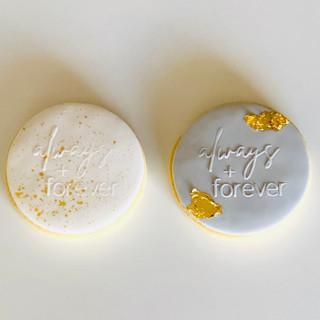 Always & Forever Cookies