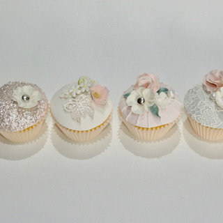 Bespoke Wedding Cupcakes