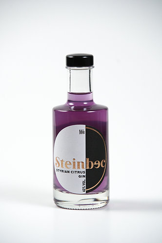 Styrian Citrus Gin - Color Change Edition - Violet 200 ml