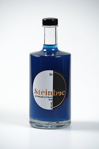Styrian Citrus Gin - Color Change Edition - Blue 500 ml