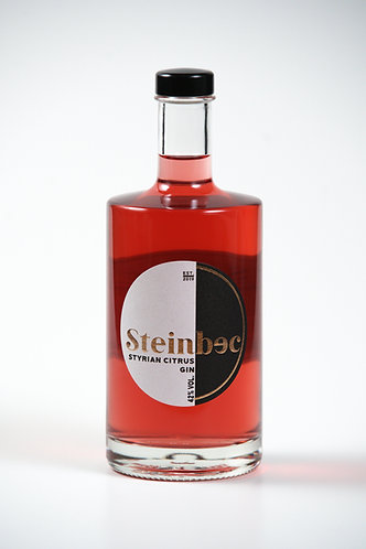 Styrian Citrus Gin - Color Edition - Red 500 ml