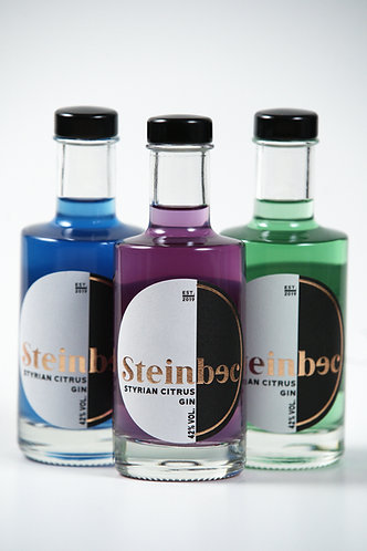 Styrian Citrus Gin - Color Change Edition - Kombi 200 ml