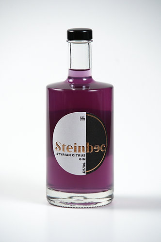 Styrian Citrus Gin - Color Change Edition - Violet 500 ml