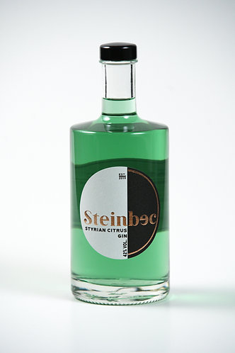 Styrian Citrus Gin - Color Change Edition - Green 500 ml