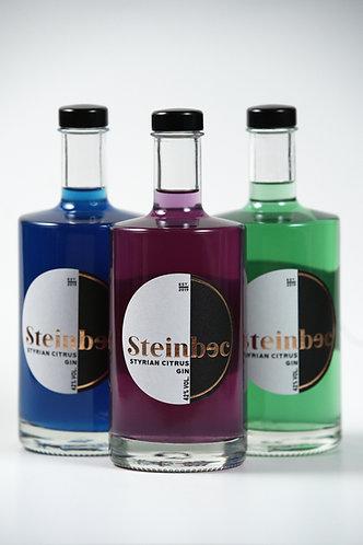 Styrian Citrus Gin - Color Change Edition - Kombi 500 ml