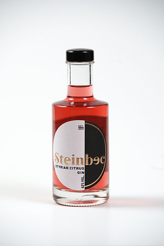 Styrian Citrus Gin - Color Edition - Red 200 ml
