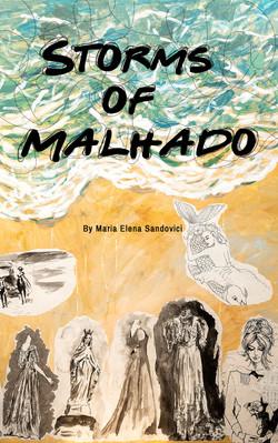 Storms of Malhado - Book Cover