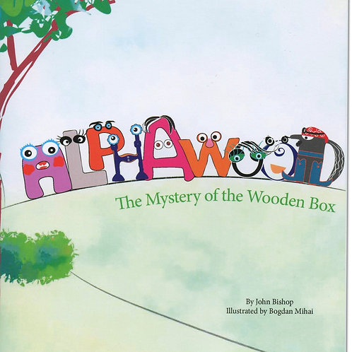 Alphawood: The Case of the Wooden Box
