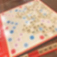 【Scrabble】_いつか娘とやってみたいと思っていたのですが、カナダから帰っ