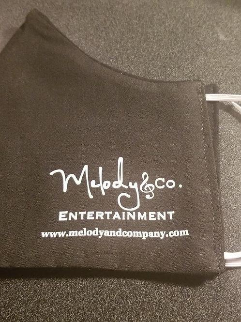 Melody & Co. Face Mask