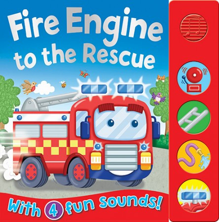 Fire Engine Sound Book
