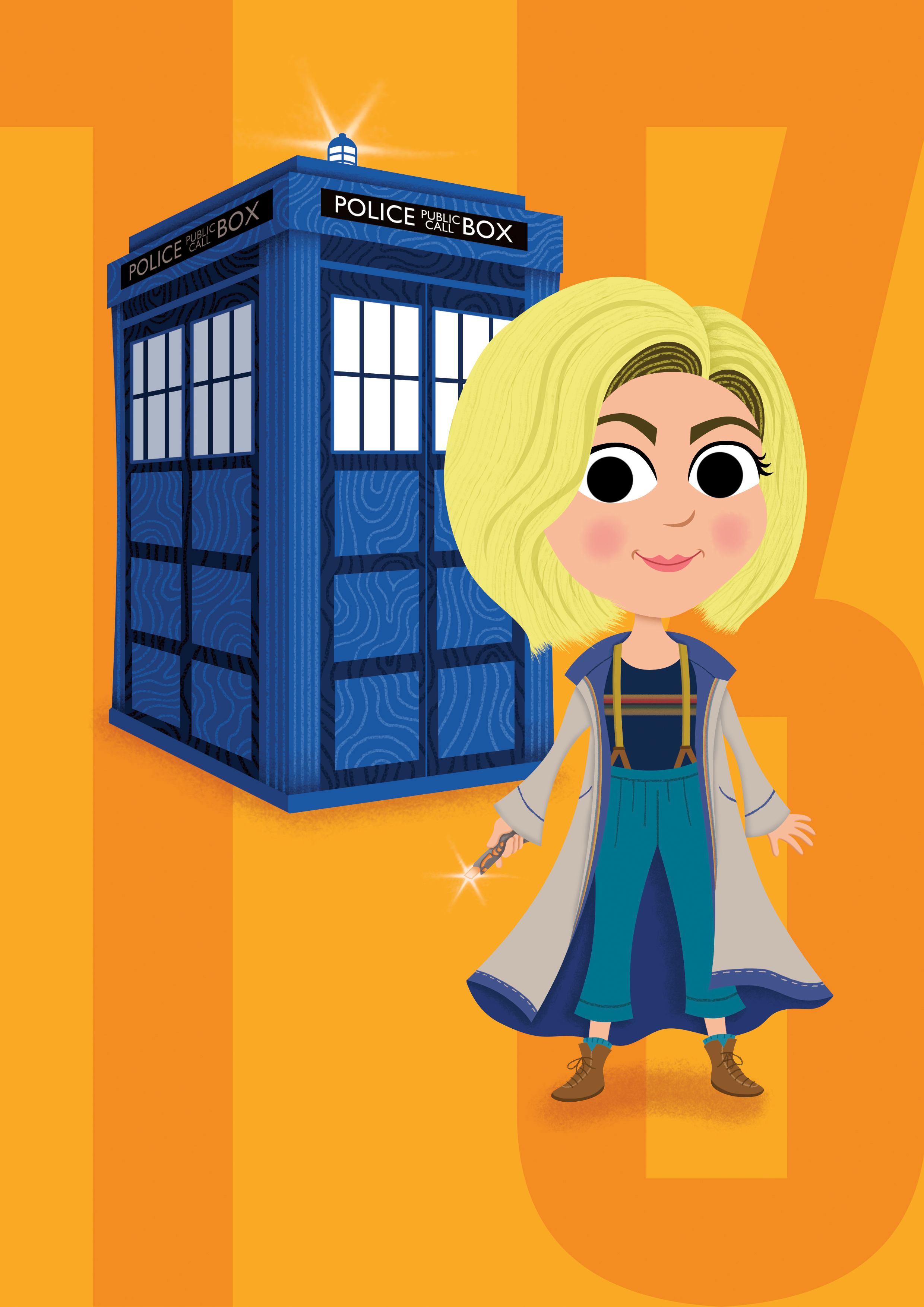 13th Doctor