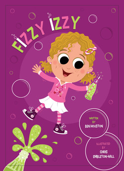 Fizzy Izzy Colour Cover