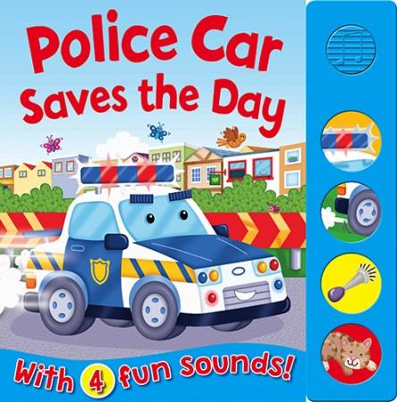Police Car Sound Book