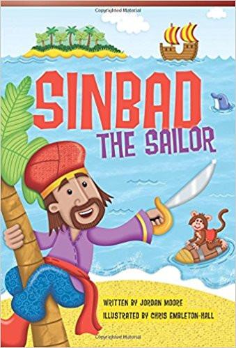 Sinbad Storybook
