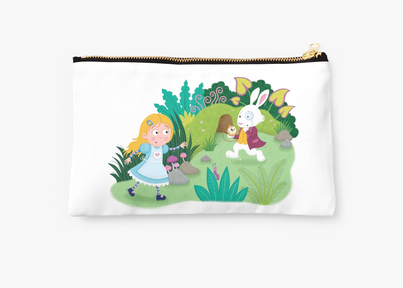 Alice Pouch Bag