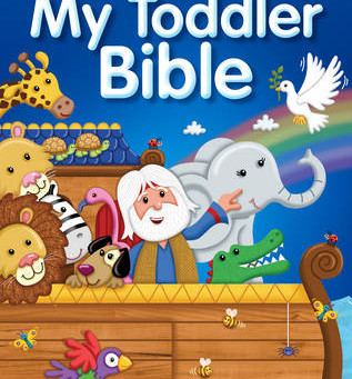 New Toddler Bible Pre Order