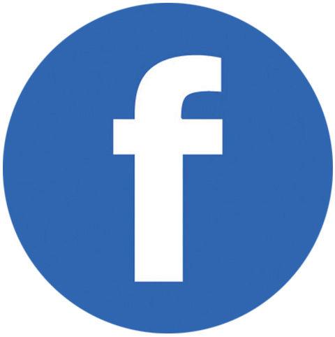facebook logo circle
