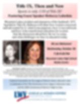 Title IX EVENT October 30.jpg