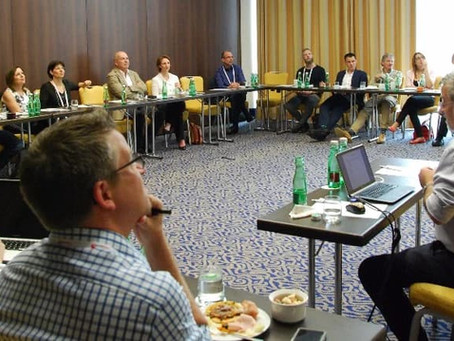 CPM recommendation meeting at EFIC 2015