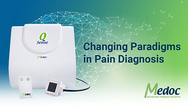 Medoc - changing paradigm in pain diagnoss