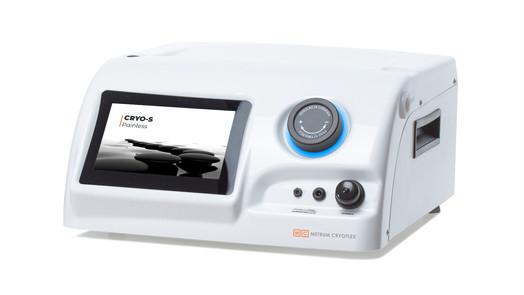 טיפול בטכנולוגיית Cryo