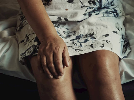 Persistent Pain One Year after Total Knee Arthroplasty is Associated with Abnormal QST