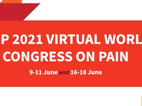 Medoc sponsors the IASP 2021 Virtual World Congress on Pain