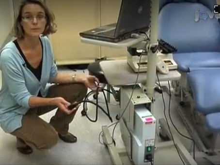 Determining heat and mechanical pain threshold