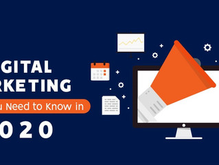 10 Digital Marketing Trends to Watch Out For in 2020