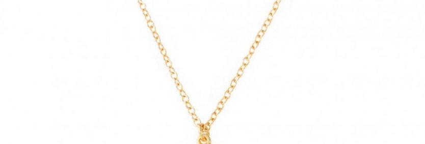Croc Necklace