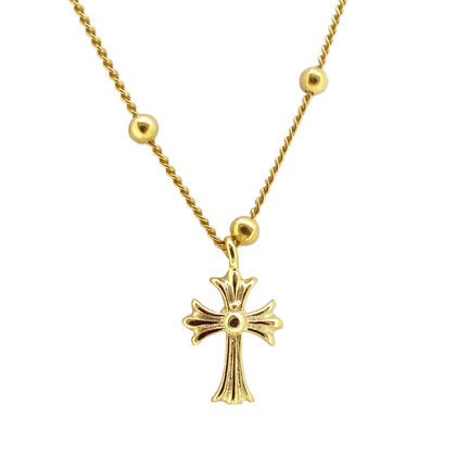 Devotion gold plated Necklace