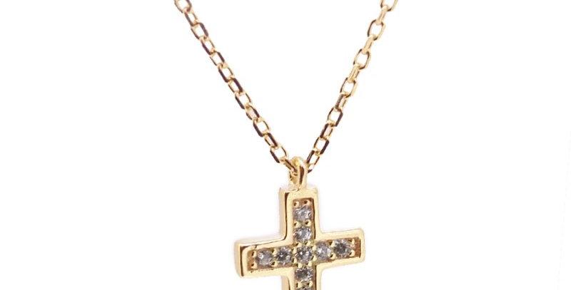 Circonia Devotion Necklace