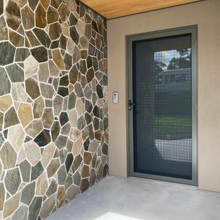 Amplimesh Security Hinged Door