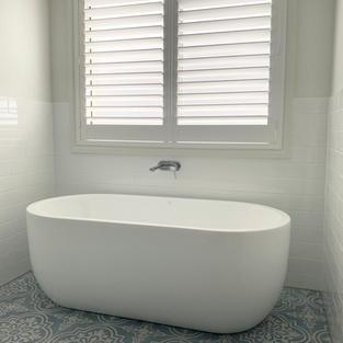 Eco Bathroom Shutters